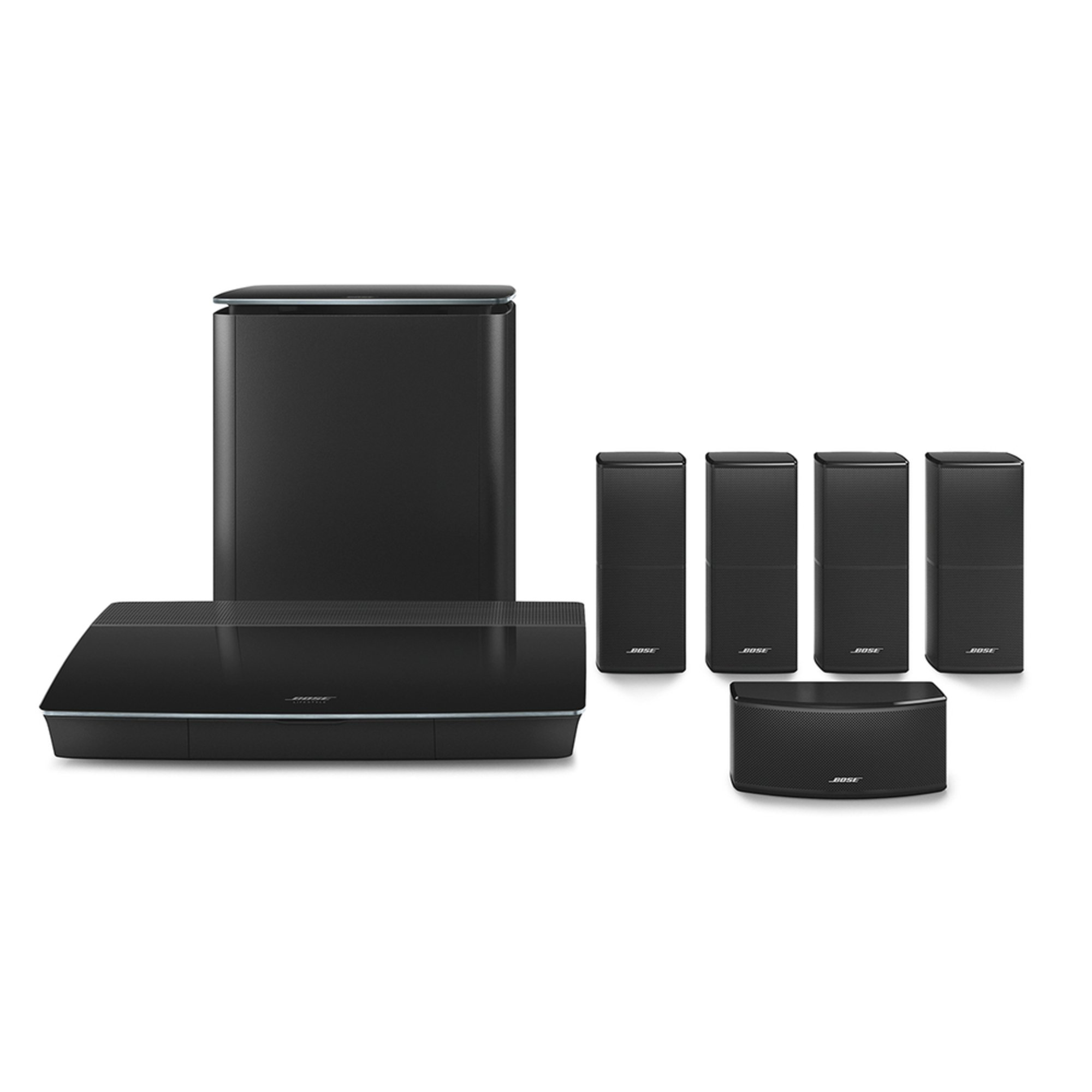 hight resolution of bose bose lifestyle 600 home entertainment system