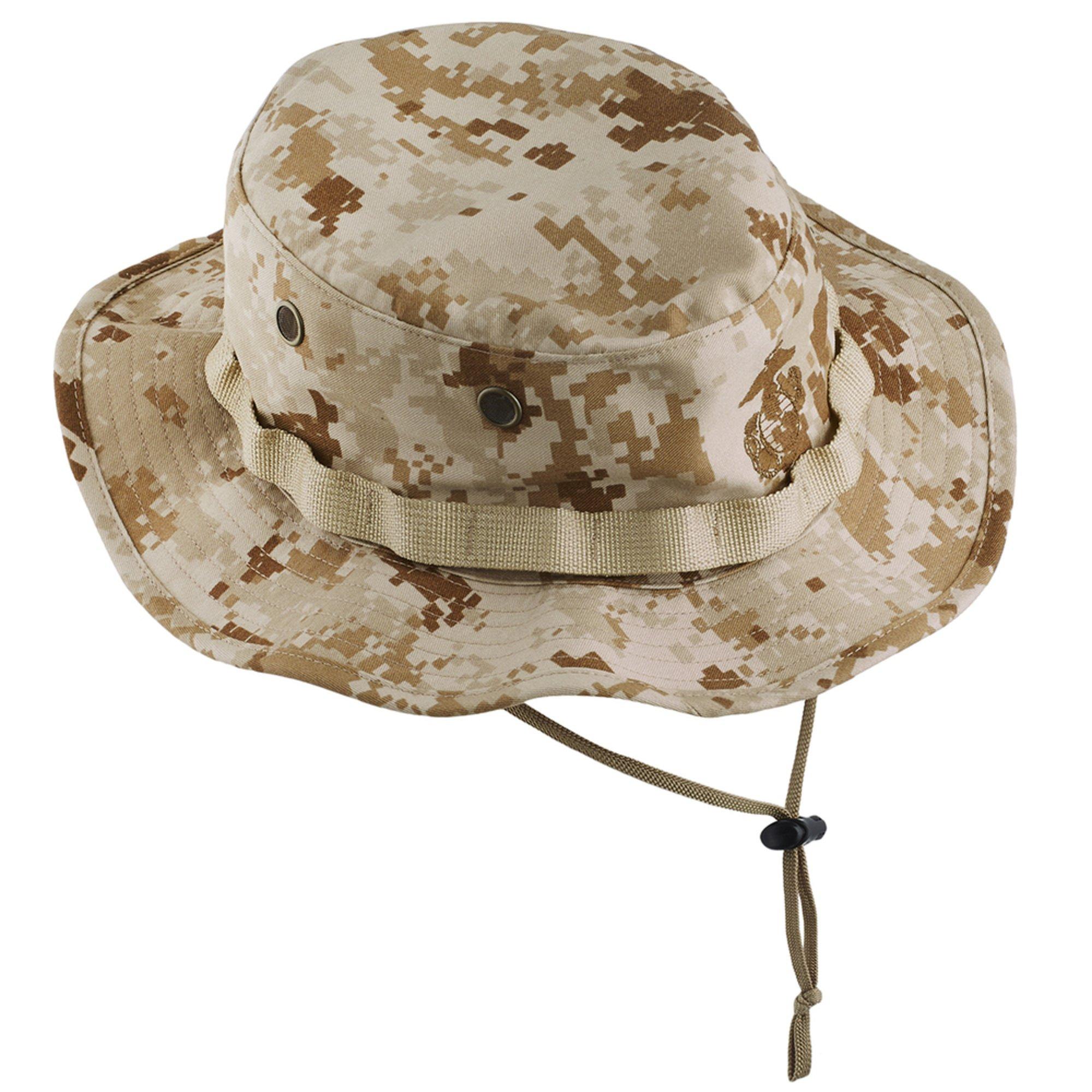 usmc desert boonie hat