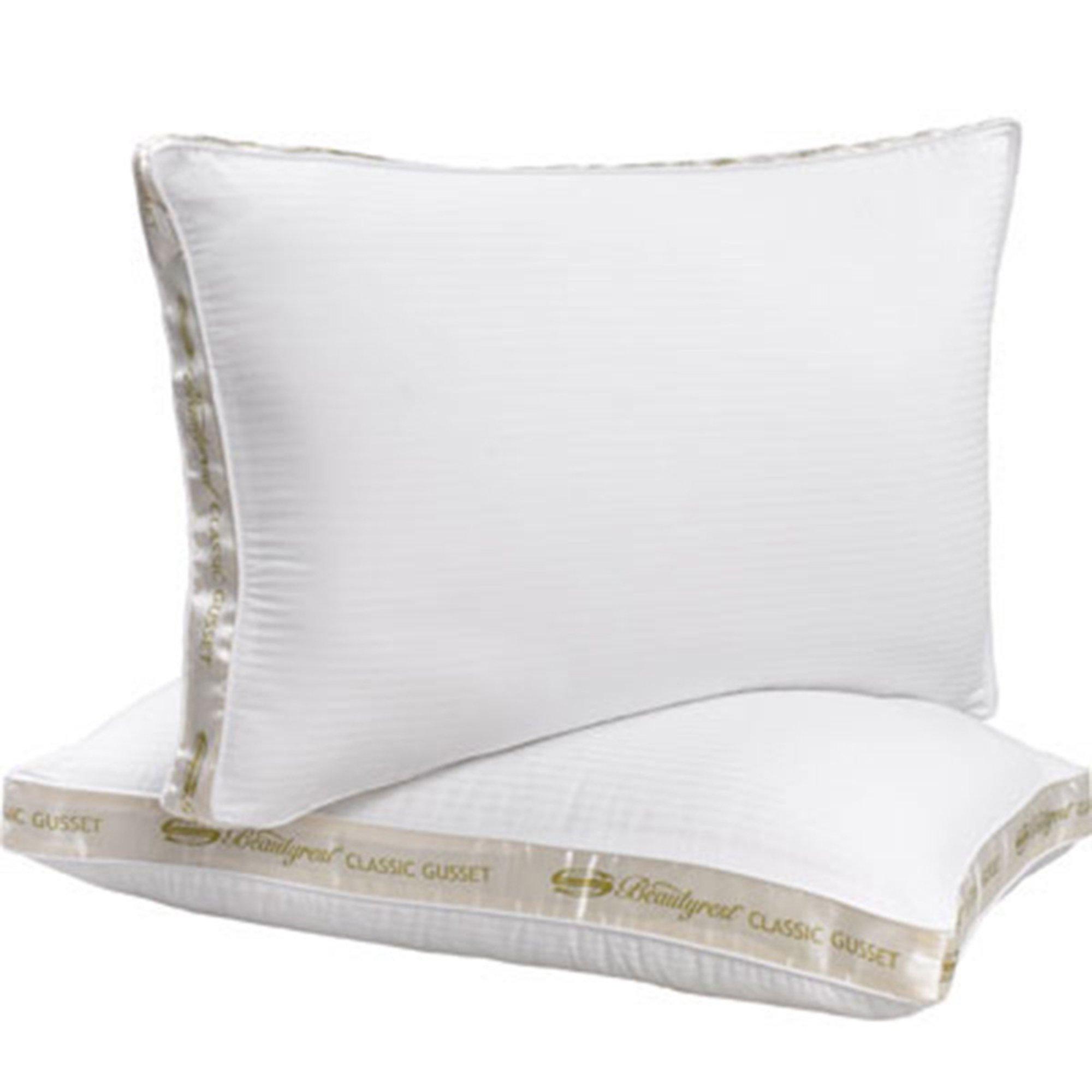Beautyrest Medium Support Pillow  Standard  Bed Pillows