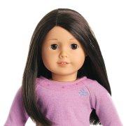 american girl doll brown