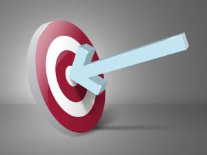 Focus target concentration