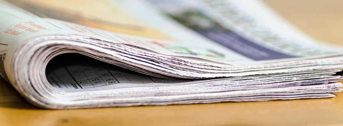 newspaper, press, articles, magazine, features, publicity