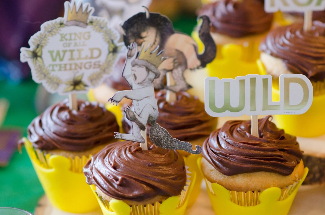 Diy Where The Wild Things Are Party My Nerd Nursery