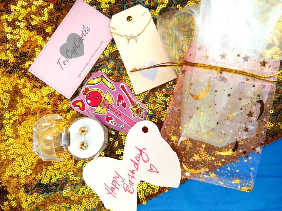 DIY Sailor Moon Party • My Nerd Nursery