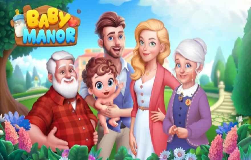 Baby Manor Apk İndir – Mod Para Hileli 1.1.2