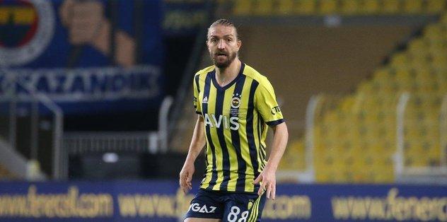 Erzurumspor - Fenerbahçe maçı sonrası Caner Erkin ayaklanma etti!