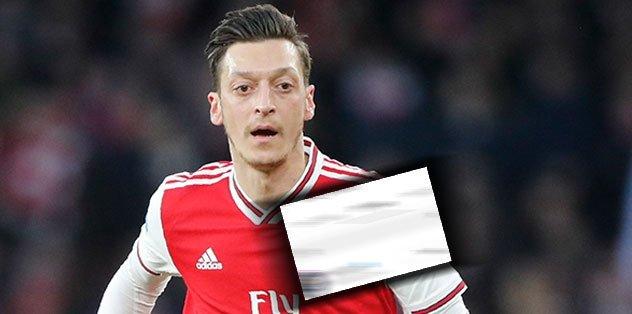 Mesut Özil'den Fenerbahçe hamlesi! Sosyal medyada takibe aldı