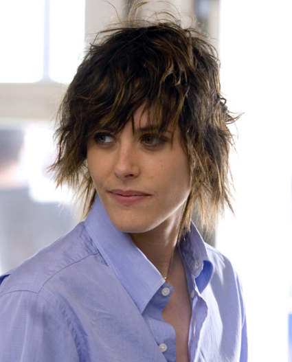 Katherine Moennig's Wicked Shaggy Hair My New Hair