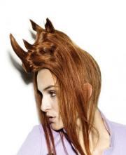rhino hair style