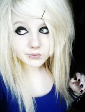 emo frisur gesucht style styling emo style