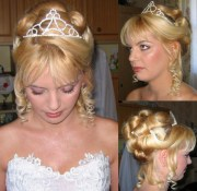 30 Prom Hairstyles With A Tiara Hairstyles Ideas Walk The Falls