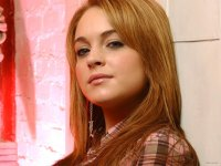 lindsay-lohan-natural-hair-color - My New Hair