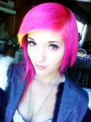 emo girls posts - hair