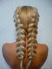 prom posts - hair