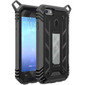 iPhone 6S Plus Case, POETIC Revolution [Premium Rugged] Protective Case for Apple iPhone 6S Plus iPhone 6 Plus with [Landscape Stand Feature] Inner