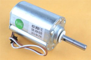 120V 2500rpm DC Motor Wind Turbine Generator Power Supply DIY