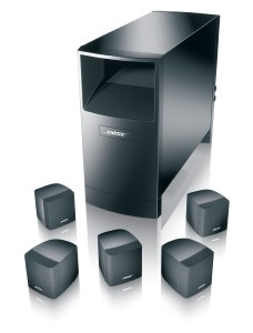Bose Acoustimass 6 Home Entertainment Speaker System (Black)
