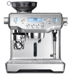 Breville BES980XL Oracle Espresso Machine, Silver