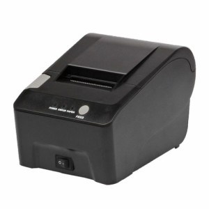 Lagute LG-P01 USB POS Receipt Direct Thermal Printer for Supermarket Restaurant Bank Oil Station, Support Cash Drawer Driver, wit