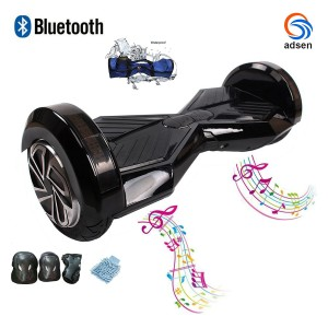 ADSEN(TM)Two Wheels Self Balance Drifting Electric Scooter and Smart scooter hoverboard segway, 8-Inch