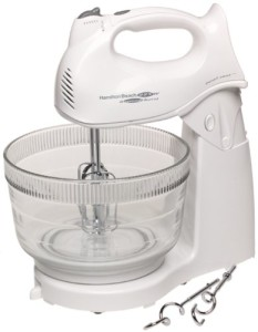 Hamilton Beach 64695 Power Deluxe HandStand Mixer