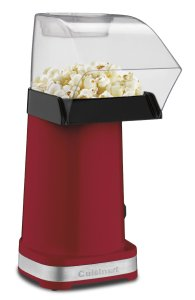 Cuisinart CPM-100 EasyPop Hot Air Popcorn Maker, Red