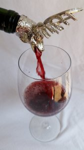 Deer Stag Animal Wine Pourer Aerator, Also Available Dog, Horse and Bear