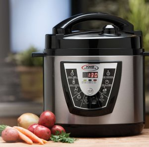 Power Pressure Cooker XL - Silver