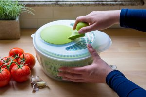 Westmark Germany Salad Spinner High Quality Large Salad Spinner