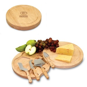 NFL Circo Cheese BoardTool Set, 10-Inch