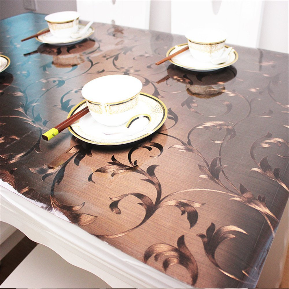 Top Best Table Pads Review - Oval table pad