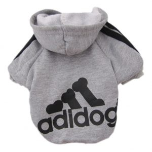 Zehui® Pet Dog Cat Sweater Puppy T Shirt Warm Hooded Coat Clothes Apparel