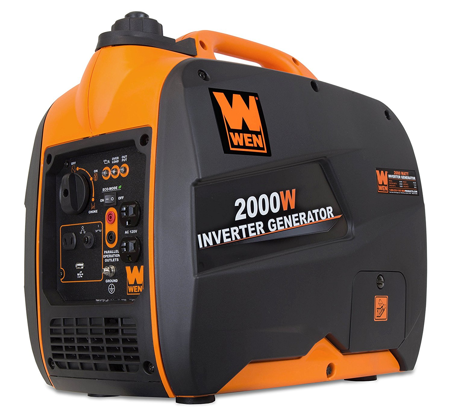 Top 10 Best Portable Generators 2017 Review