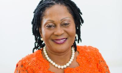 Former First Lady Lordina Mahama