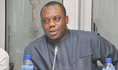Dr Mathew Opoku Prempeh-Minister of Education