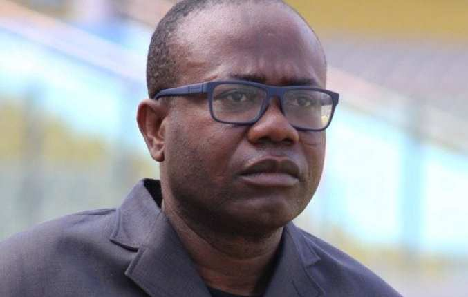 Image result for pic of Kwesi Nyantakyi holding his head