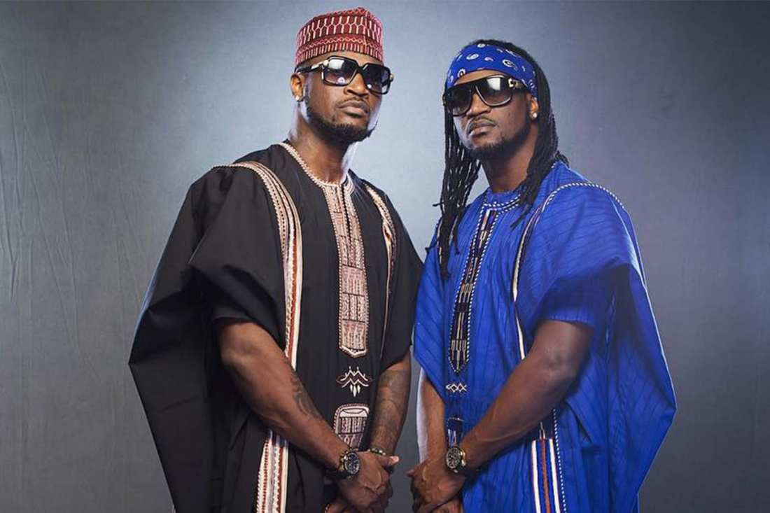 Peter Okoye Bash Psquare Fans And Blame For The Collapse Of The Music Group