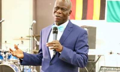 Apostle-General Clement Brakatu