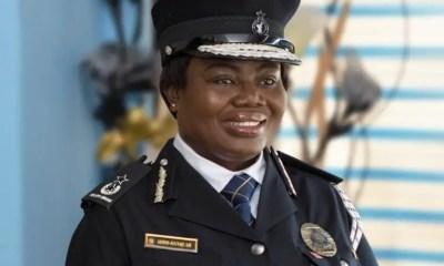 Former Director General of Police Criminal Investigation Department (CID) DCOP Maame Tiwaah Addo-Danquah