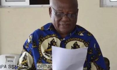 The Late Edward Ameyibor