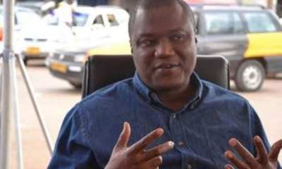 Dr Nana Ayew Afriyie