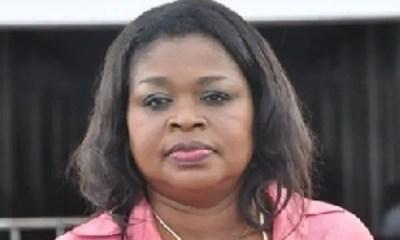 Madam Sylvia Annor- Spokesperson for EC