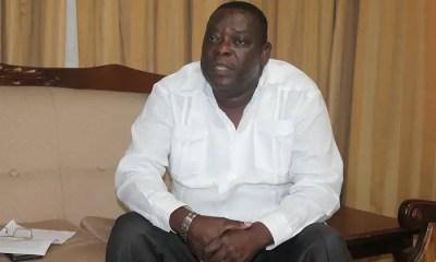 MARK WOYONGO - INTERIOR MINISTER NDC
