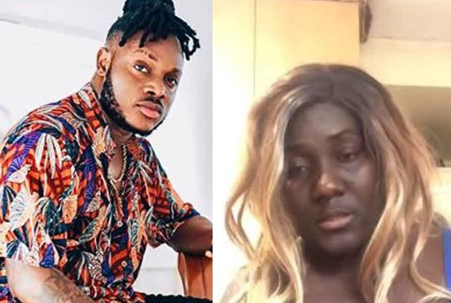 VIDEO: Keche cursed in style by ex-girlfriend over a