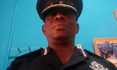 Chief Superintendent Peter Kofi Ayerizeng