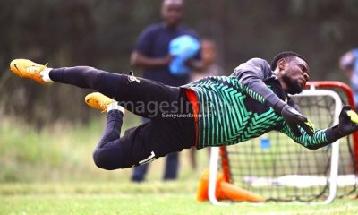 Goalkeepers are most affected by the absence of contact training – Fatau Dauda