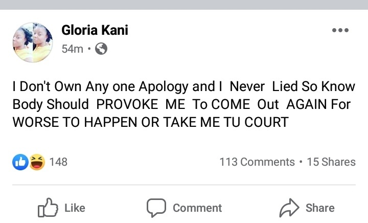 WhatsApp Image 2020 08 18 at 9.48.50 AM - All I said about John Mahama and Tracey Boakye is the truth – Kani insists