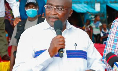 What equal opportunity did you create for Ghanaians when you were President? - Bawumia to Mahama