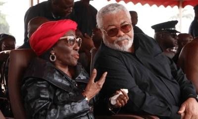 Nana Konadu Agyemang Rawlings