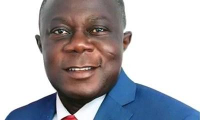 Hon. Kwame Ayimadu Antwi